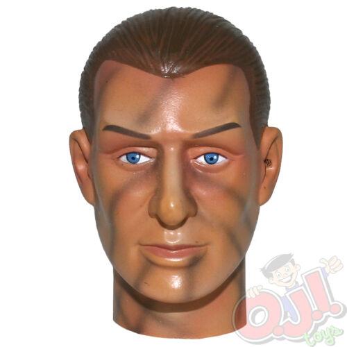 1174d1 for Action Figures 1:6 Dragon Models Head Sculpt Camo Caucasian
