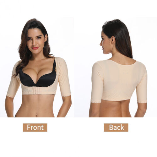 Women Crop Top Bra Collective Body Shaper Back Posture Corrector Sport Work Out