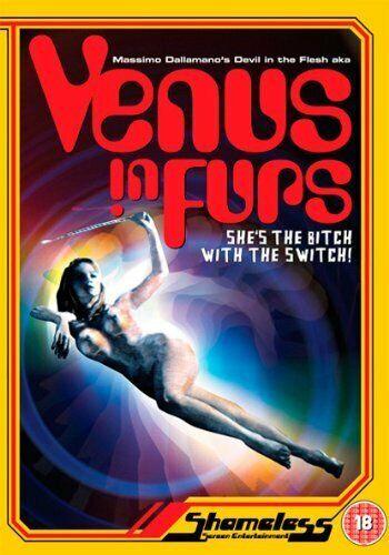 Venus In Furs [1970] [DVD][Region 2]