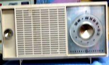 vintage GENERAL ELECTRIC AM TUBE RADIO antique