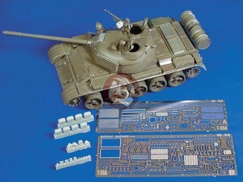 Royal Model 1/35 T-55A Update Set (for Tamiya kit No.35257) 349