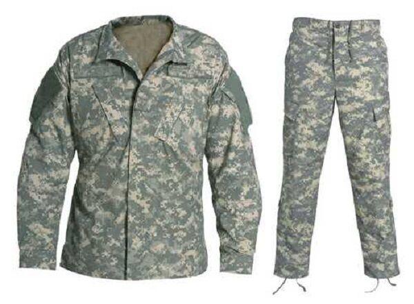 Us acu All Terrain army at Digital UCP Combat Army camuflaje pantalones chaqueta XXL