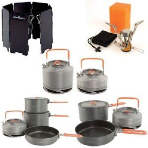 FOX-Cookware-Range-Scegli-tra-Bollitore-Cucinare-Set-STUFA-PARABREZZA