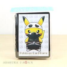 Pokemon Card Game Sleeve SECRET Team Skull Pikachu 64 sleeves Sun Moon Japanese