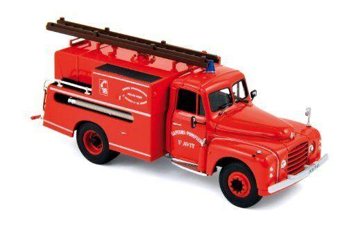 la migliore moda Citroen T46 1962 Pompiers Pompe Pompe Pompe Guinard 1 43 modello 159988 NOREV  produttori fornitura diretta