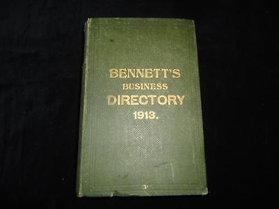 Beckenham Kelly/'s Town Directory CD Penge /& Anerley 1913
