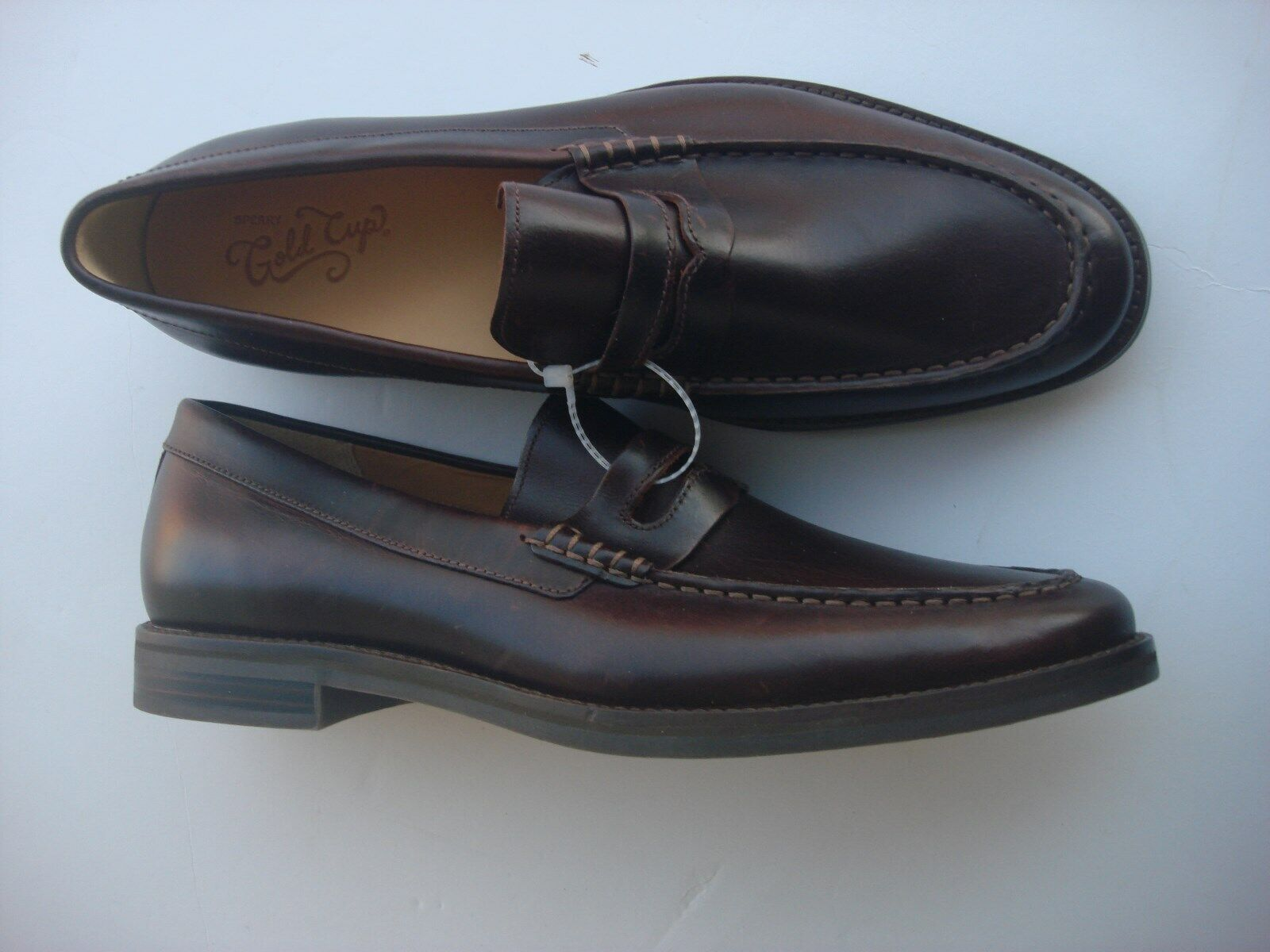SPERRY® SHOES gold CUP® (STS19033) Size 13 (CASUAL-DRESS-FORMAL) FREE SHIPPING