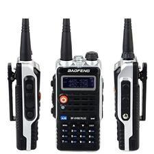 Baofeng Walkie Talkie BF-UVB2PLUS VHF/UHF Dual Band FM Ham Two Way Transceiver G