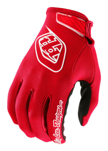 Motocross Off-Road BMX Troy Lee Designs Air Glove Solid Ventilated Red