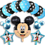 Disney-Mickey-Mouse-Birthday-Balloons-Foil-Latex-Party-Decorations-Gender-Reveal thumbnail 18