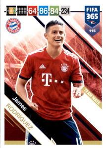 Fifa-365-Cards-2019-115-James-Rodriguez-Team-Mate