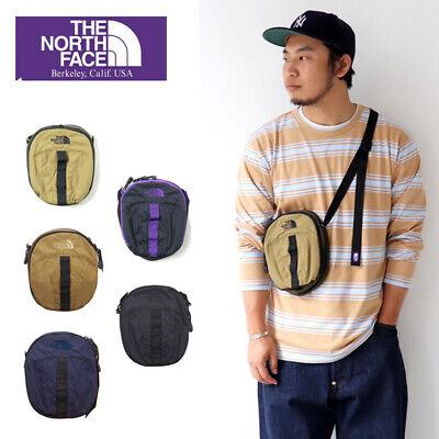 THE NORTH FACE PURPLE LABEL Cordura Nylon Shoulder Pouch Bag NN7953N