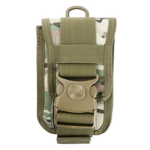 New Military Outdoor Tactical Molle Waist Bag Pack Pouch Mobile Phone Case 1000D