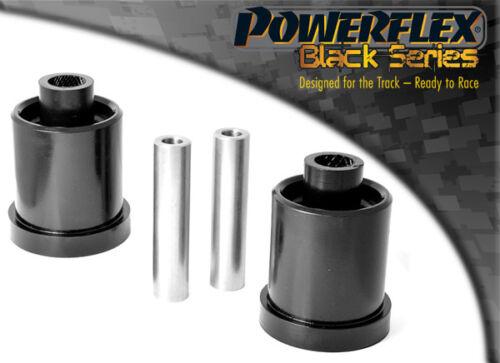 VAUXHALL CORSA D VXR PFR80-1110BLK POWERFLEX BLACK REAR BEAM MOUNTING BUSHES