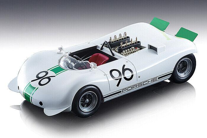 PORSCHE 909 BERGSPYDER  96 1968 Gaisberg RENNEN 1 18 voiture par Tecnomodel TM18-84E