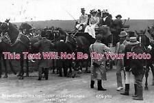 LO 200 - All Vanderbilt's Venture Last Journey to London 1909 - 6x4 Photo
