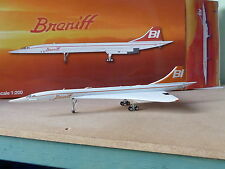 INFLIGHT 200 1:200 CONCORDE - BRANIFF  IFCONCBRN001