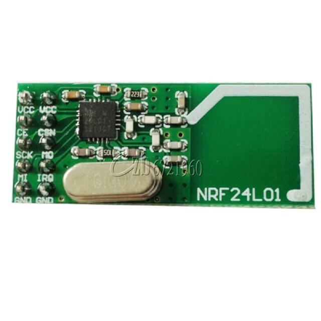 4PCS NRF24L01+ 2.4GHz Wireless Transceiver Module NEW
