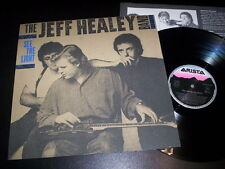 """The Jeff Healey Band """"See The Light"""" LP Arista – 209441 Europe 1988"""