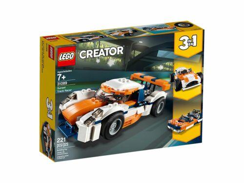 LEGO 31089 AUTO DA CORSA