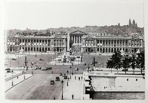 769-Antica-Cartolina-Parigi-la-Place-da-la-Concorde-8e-Quartiere