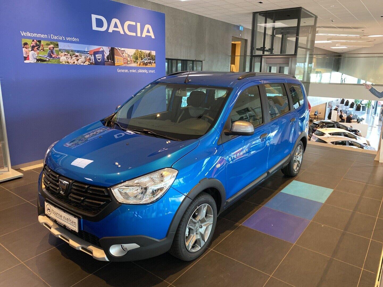 Dacia Lodgy Stepway 1,3 TCe 130 7prs
