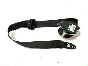 2006 TOYOTA PRIUS FRONT RIGHT SIDE SEAT BELT BUCKLE BLACK OEM 04 05 06 07 08 09