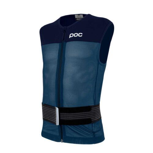 POC VDP Air Vest Jr3 Layer Back Spine ProtectorCubane Blue