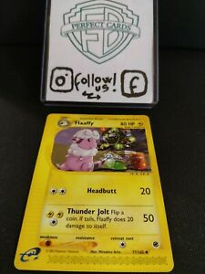 POKEMON-EXPEDITION-UNCOMMON-FLAAFFY-77-165-LP-ENG