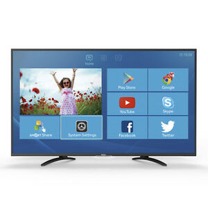 "Haier Android TV 49"" Smart TV WiFi LED"