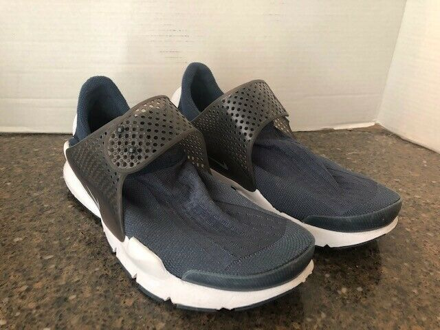 NIKE SOCK DART KJCRD SQUADRON blueE MEN& 039;S SIZE 8 819686-404 EXCELLENT