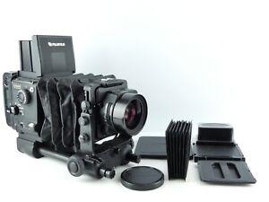 Fuji-Fujifilm-GX680-III-6X8-120-Film-Mittelformat-Kamera-mit-Objektiv