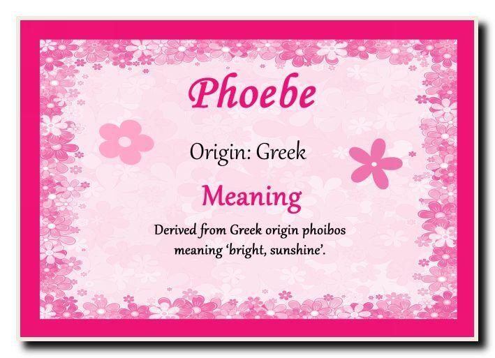 Fridge Magnet Clip Phoebe
