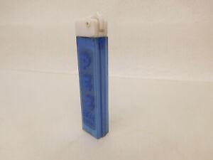 X-08126-PEZ-Box-transparent-mit-Gebrauchsspuren-ohne-Originalverpackung