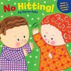 No Hitting! von Karen Katz (2011, Taschenbuch)