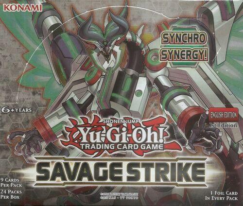 "/""World Ark/"" Savage Strike 1st Edition SAST-EN016 NM Yugioh Cards World Legacy"
