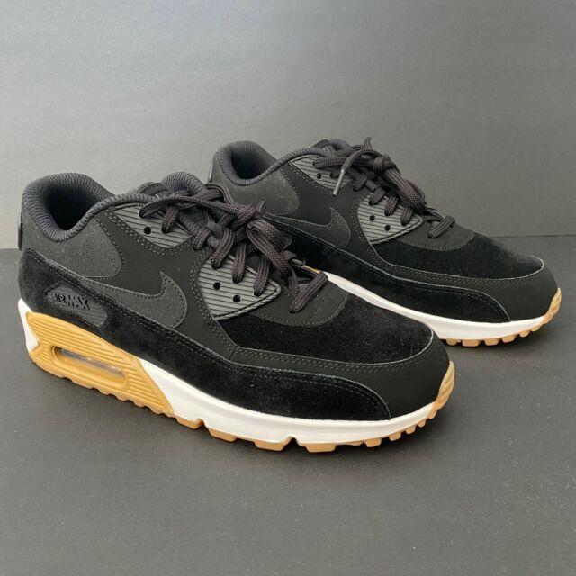 Size 7.5 - Nike Air Max 90 SE Black Gum