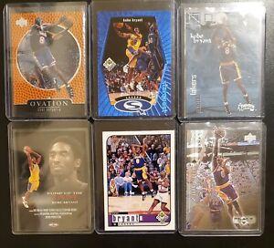 1998-99 Kobe Bryant 6Card Lot (HOF 2020)