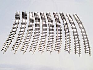 10x 8521 Plis Voie Rayon 195 Mm Märklin Piste Z + Top +-afficher Le Titre D'origine Pour RéDuire Le Poids Corporel Et Prolonger La Vie