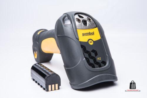 NEW OPEN BOX Symbol LS3578-FZ20005WR Cordless Barcode Scanner 1D Fuzzy Logic