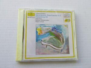 BRAHMS-PIANO-CONCERTO-2-BERLIN-PHILHARMONIC-EUGEN-JOCHUM-CD-NEW-SEALED
