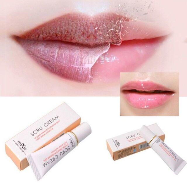 Transparent Exfoliating Lip Scrub Face Care Labial Enhancer Anti-aging Wrinkle