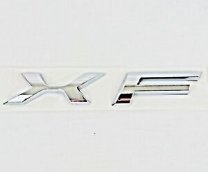 FORD Chrome Letters Badge Emblem Rear Boot Trunk Sticker Classic Old Retro