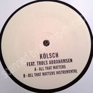 Koelsch-All-That-Matters-exlusive-12-034-Vinyl-Kompakt-summerhymne-amp-floorfiller