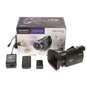 Sony handycam hdr cx210
