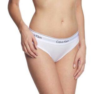 Details zu Calvin Klein Underwear Women's CK Modern Cotton Bikini Brief Panty Medium A66216
