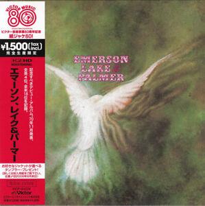 EMERSON-LAKE-PALMER-THE-BARBARIAN-JAPAN-MINI-LP-CD-OBI-NEUF-VICP-64234