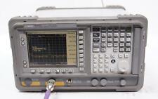 Hp Agilent E4407b 9khz 265ghz Spectrum Analyzer Options B72 Baa Ayx A4h
