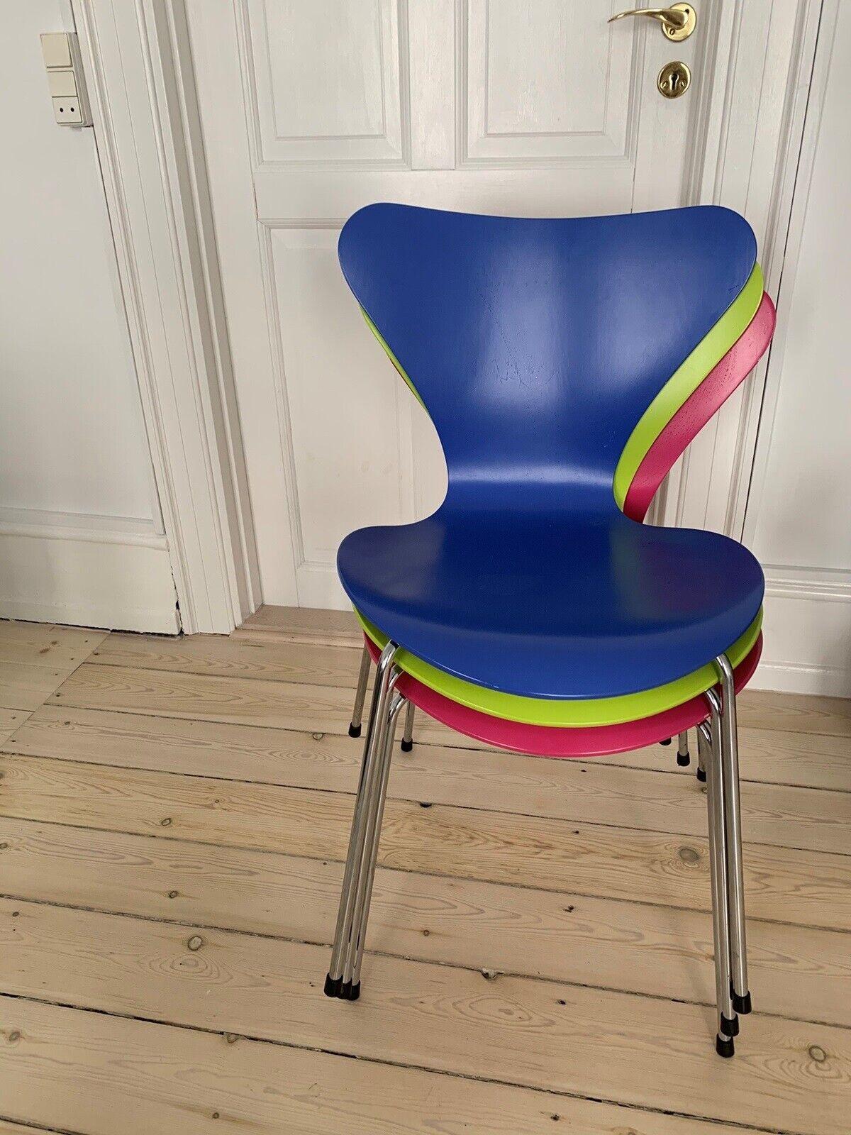 Spisebordsstol, Arne Jacobsen