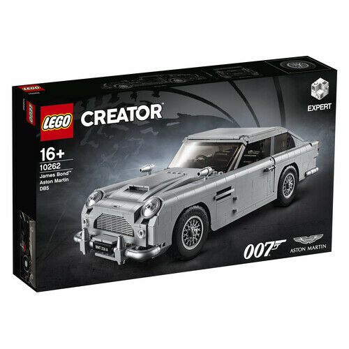 Lego Creator Expert James Bond Aston Martin Db5 10262 Günstig Kaufen Ebay
